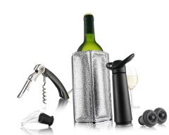 Set Wine Essential VacuVin