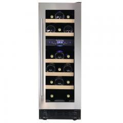 Frigider de vin incorporabil sub blat DAU 17.57DSS