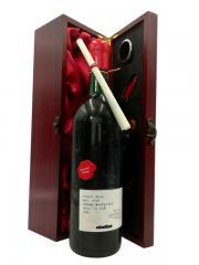 Pinot Noir Murfatlar 1986 in Cutie Cu Accesorii