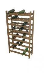 Suport pentru 54 de sticle de vin