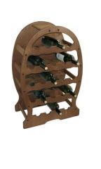 Suport pentru 23 sticle de vin
